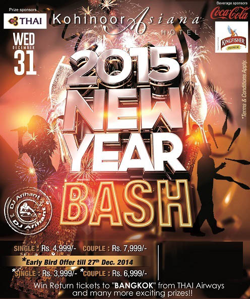 2015 New year BASH